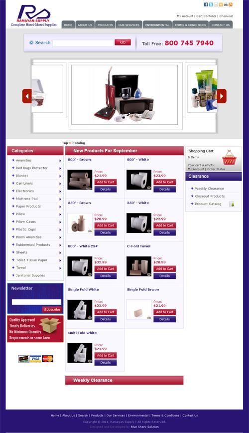 Web Design & Web Development Portfolio