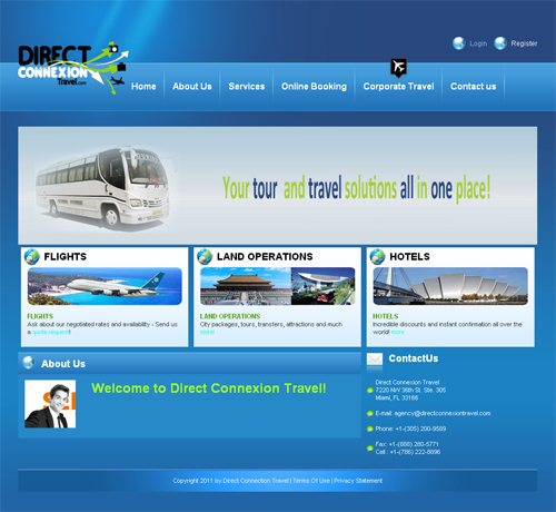 Web Design & Web Development Portfolio